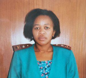 The late Pumla Pamela Plaatjie